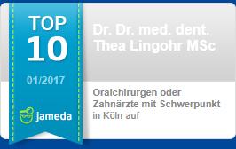 Dr. Dr. Thea Lingohr MSc bei jameda